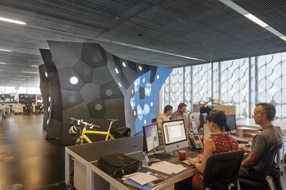 Interior View